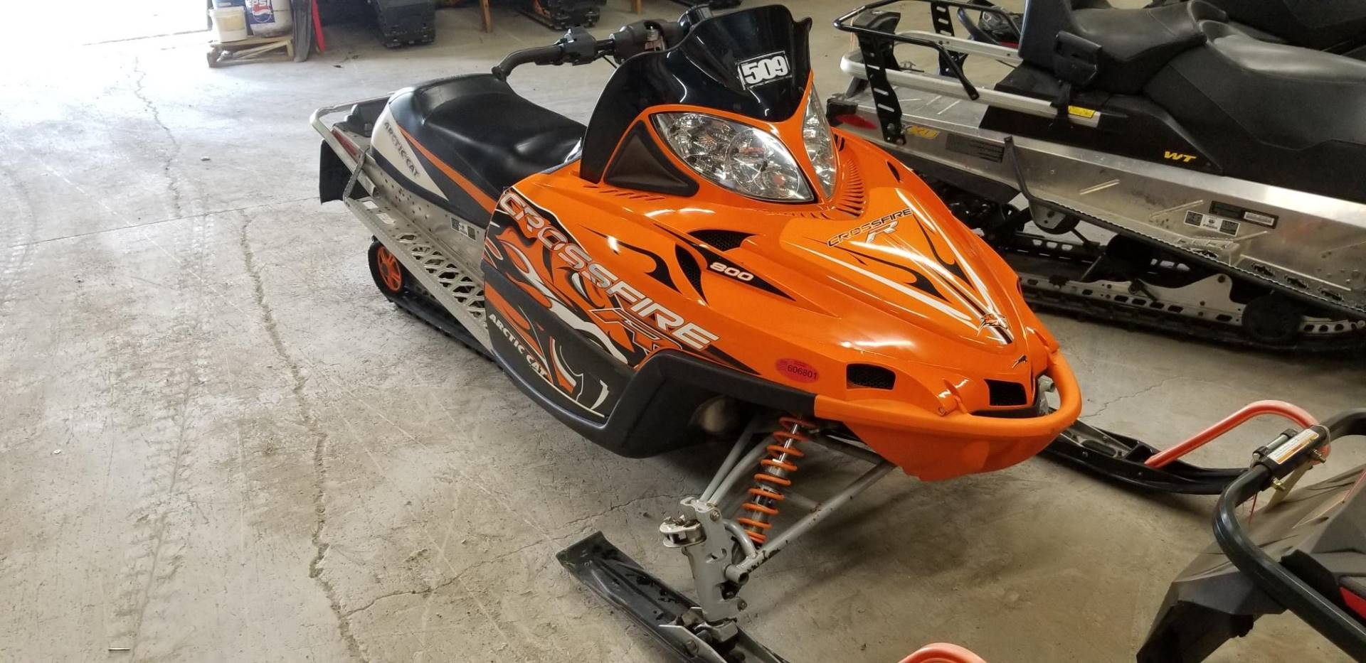 2009 Arctic Cat Crossfire R 8 in Presque Isle, Maine - Photo 1