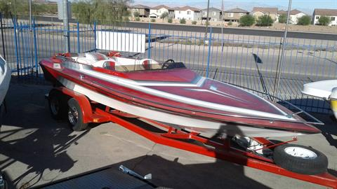 1990 Carrera Boats 20.5 Elite in Henderson, Nevada