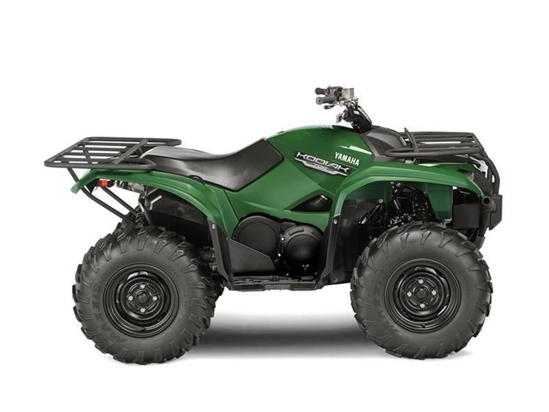 2016 Kodiak 700