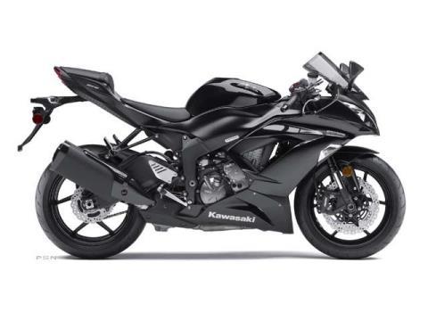 2013 Kawasaki Ninja® ZX™-6R in Brooklyn, New York