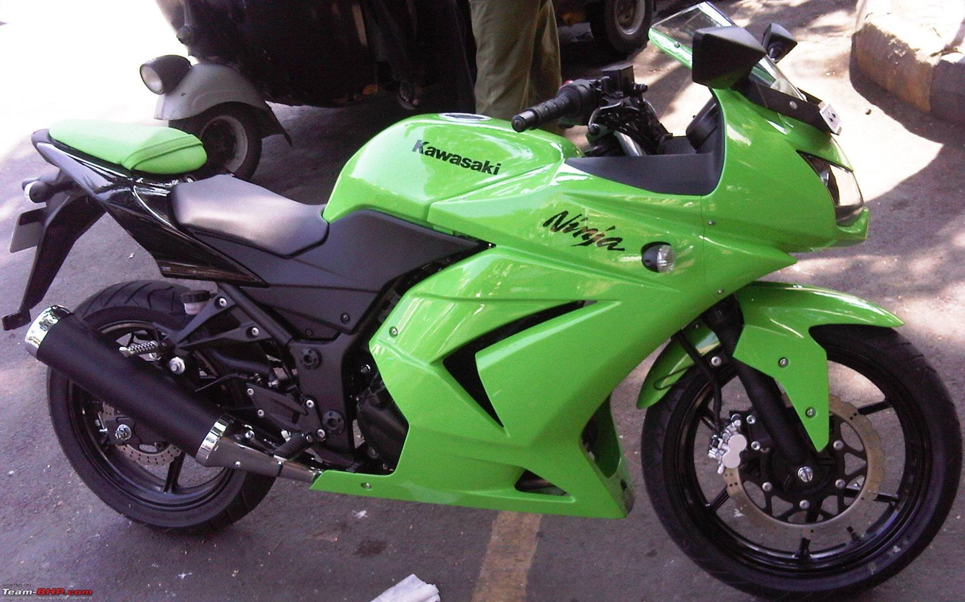 2010 Kawasaki Ninja® 250R in Brooklyn, New York