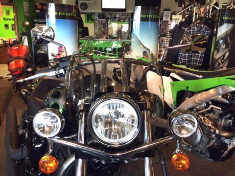 2015 Kawasaki Vulcan® 900 Custom in Auburn, New York