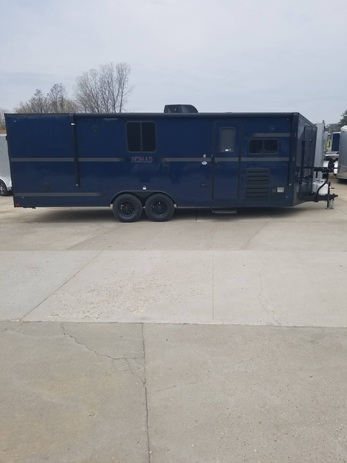 2019 Stealth Trailers NOMAD TOY HAULER 24 in Hillsboro, Wisconsin - Photo 1