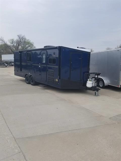 2019 Stealth Trailers NOMAD TOY HAULER 24 in Hillsboro, Wisconsin - Photo 2