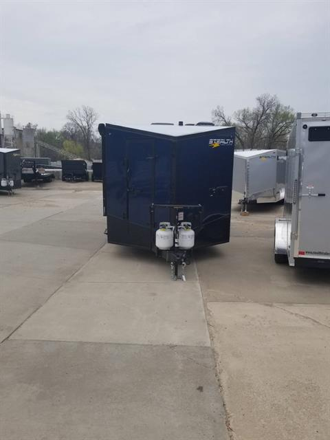 2019 Stealth Trailers NOMAD TOY HAULER 24 in Hillsboro, Wisconsin - Photo 3