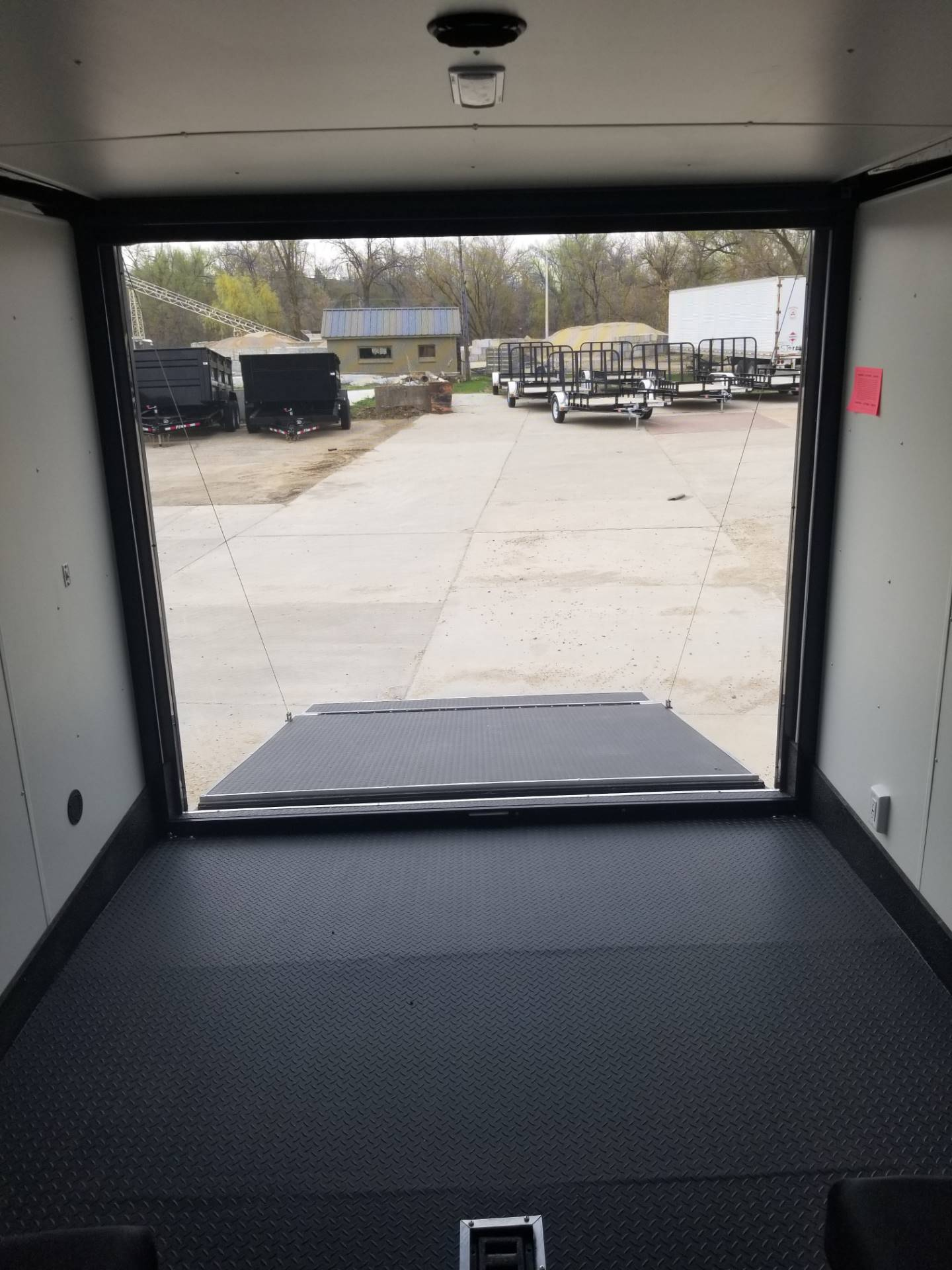 2019 Stealth Trailers NOMAD TOY HAULER 24 in Hillsboro, Wisconsin - Photo 43