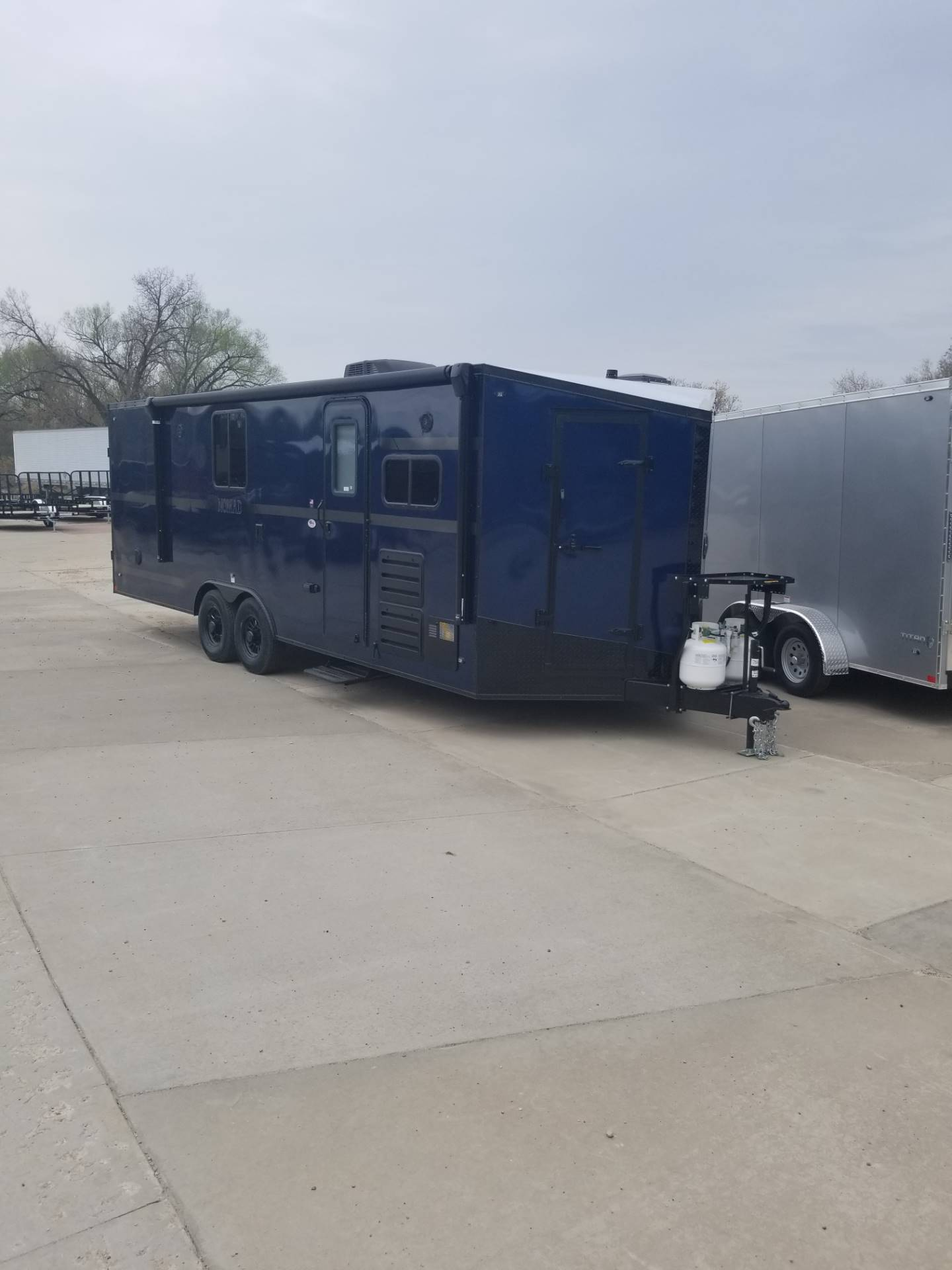 2019 Stealth Trailers NOMAD TOY HAULER 24 in Hillsboro, Wisconsin - Photo 45