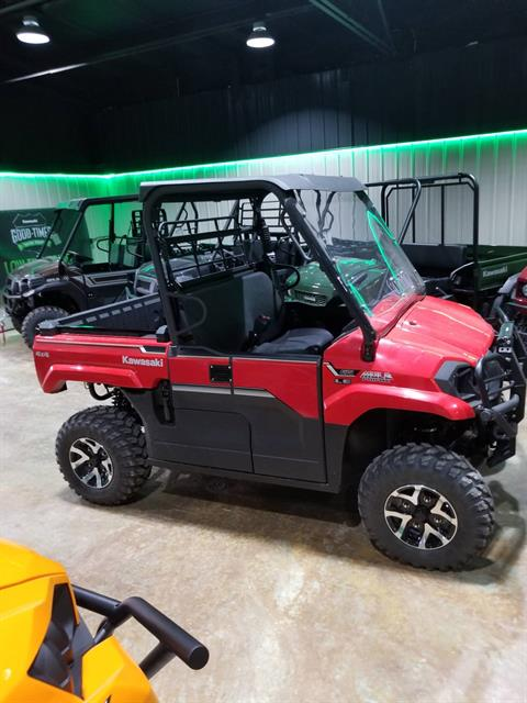 2019 Kawasaki Mule PRO-MX EPS LE in Hillsboro, Wisconsin - Photo 1