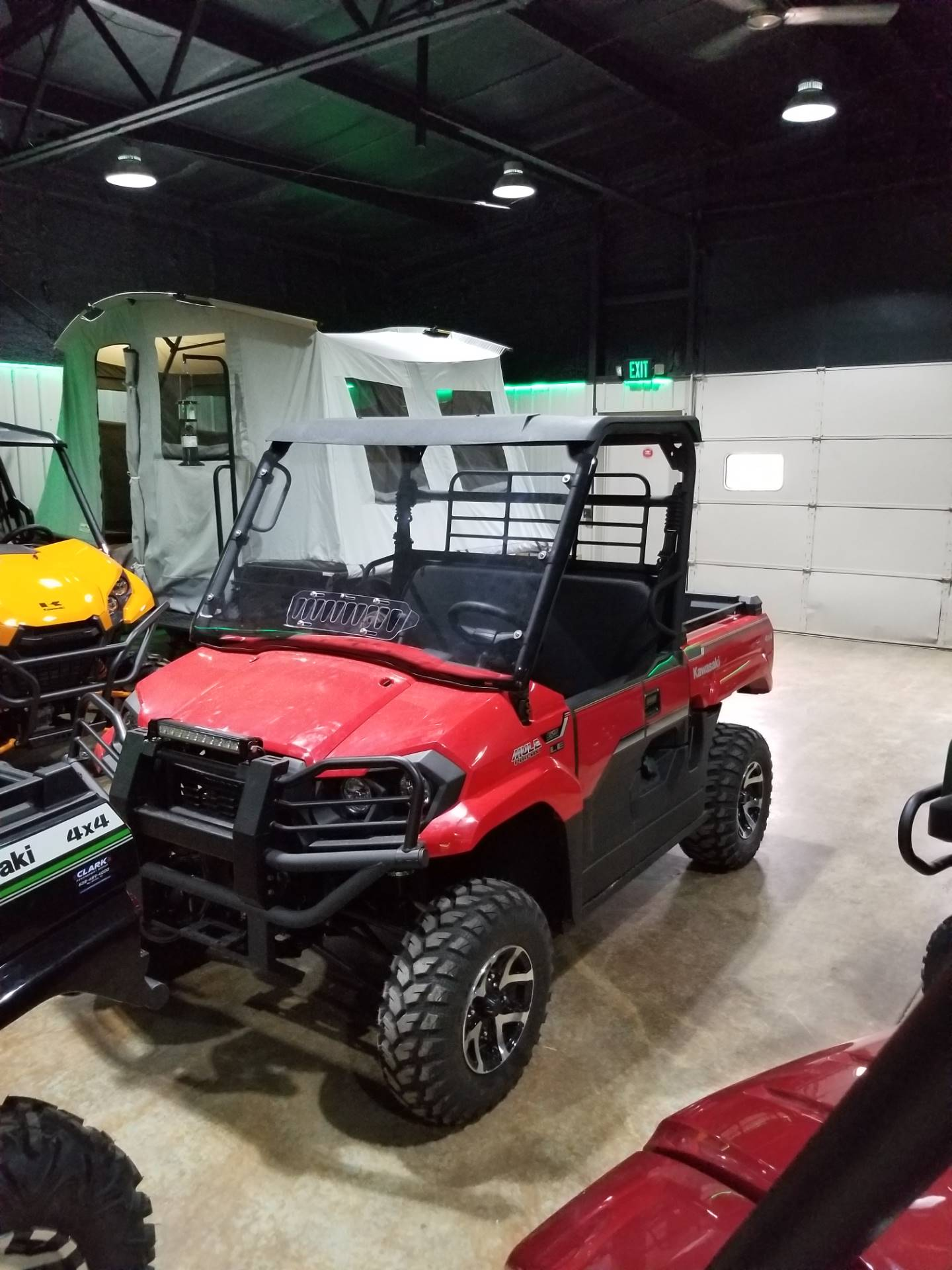2019 Kawasaki Mule PRO-MX EPS LE in Hillsboro, Wisconsin - Photo 8