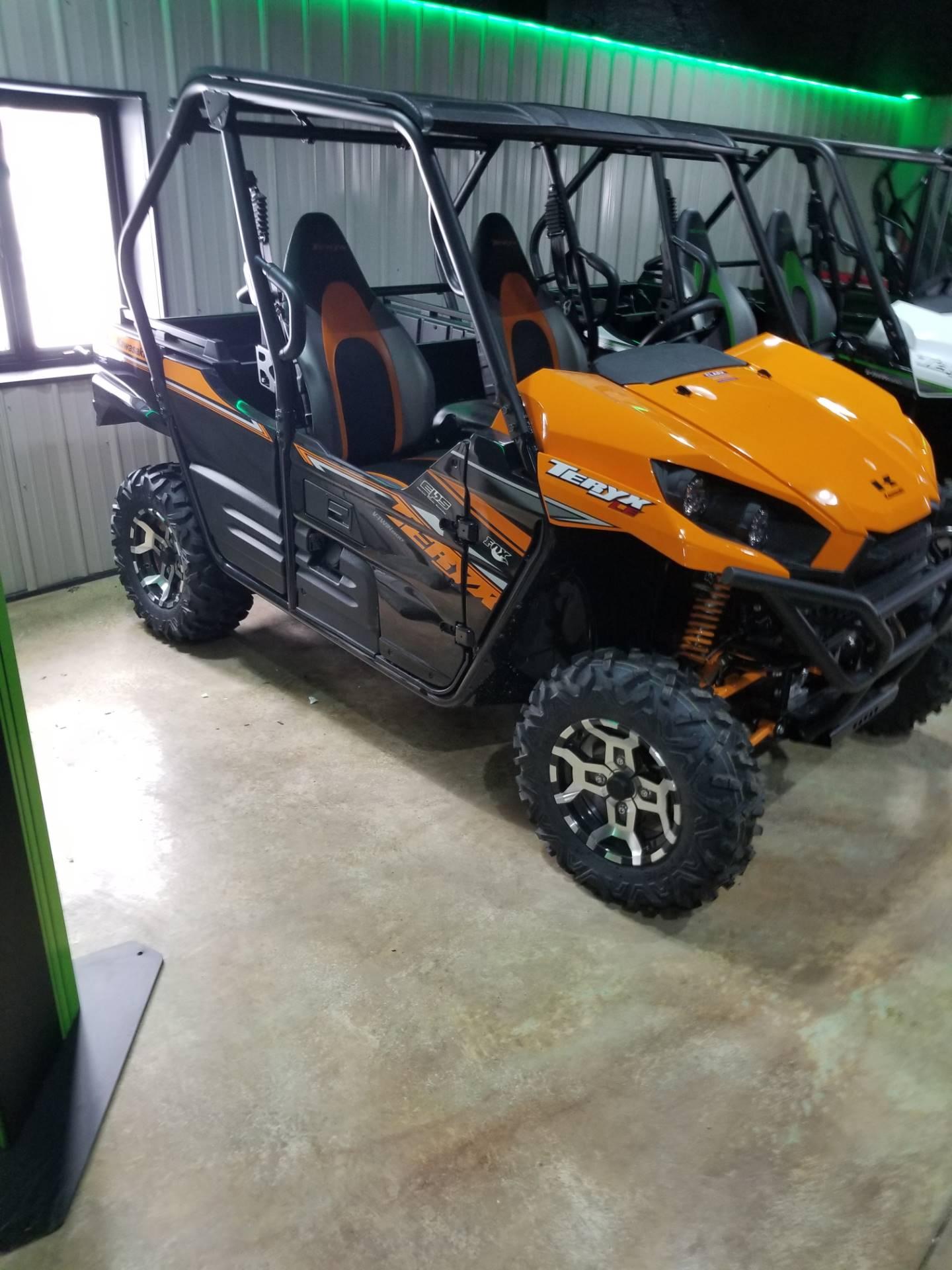 2019 Kawasaki Teryx4 LE for sale 9497