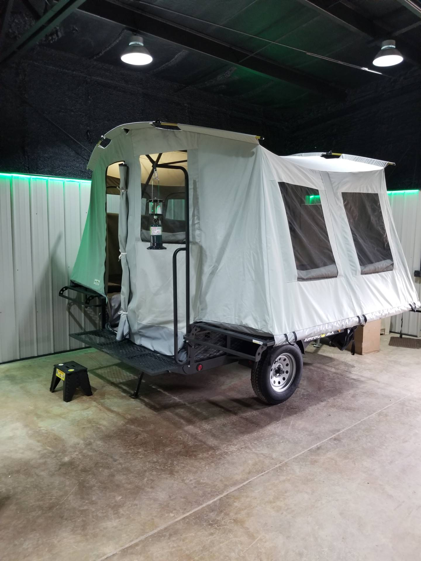 2019 Jumping Jacks Trailers JJT6X8 in Hillsboro, Wisconsin - Photo 3
