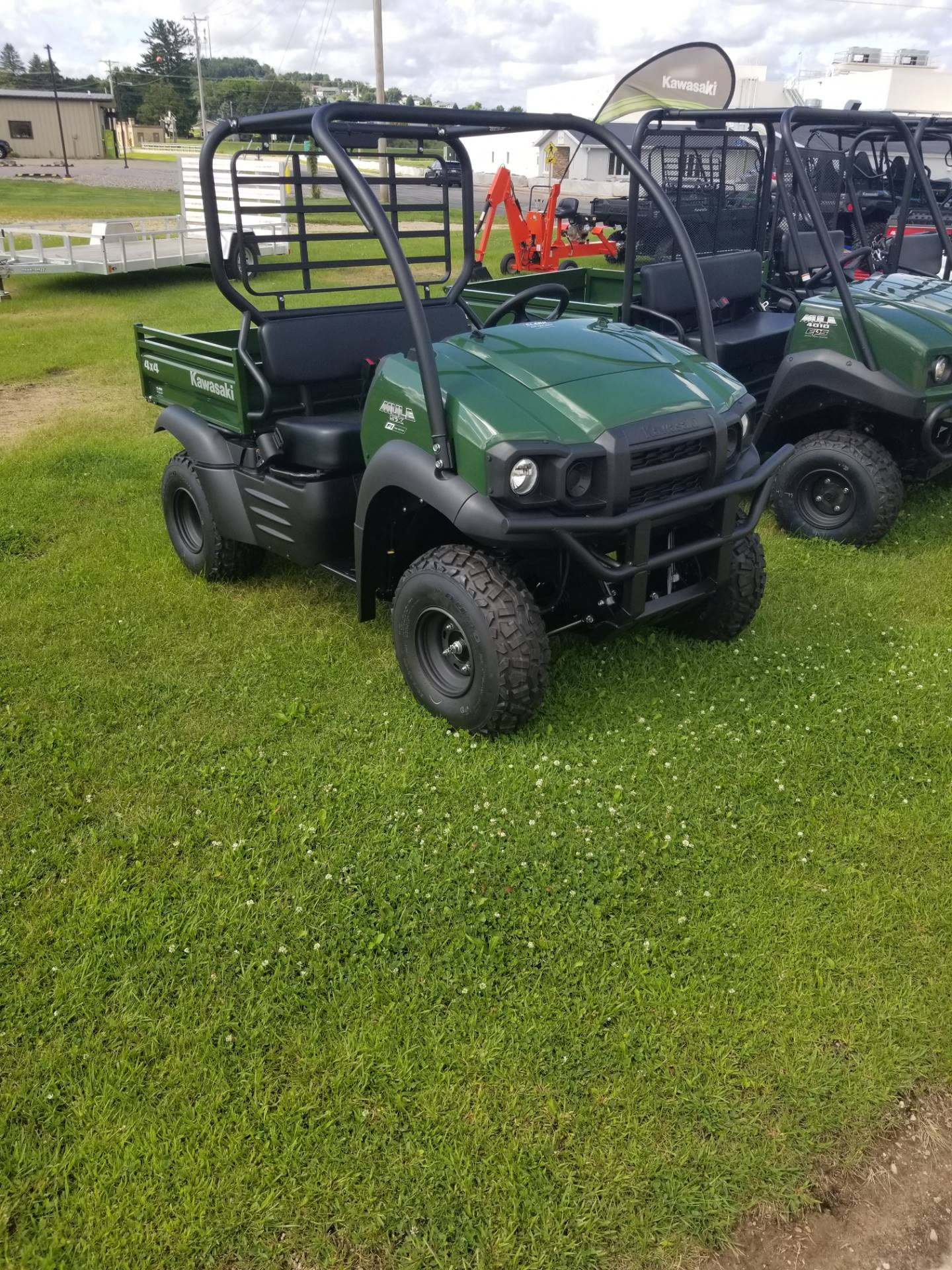 2020 Kawasaki Mule SX 4x4 FI in Hillsboro, Wisconsin - Photo 4