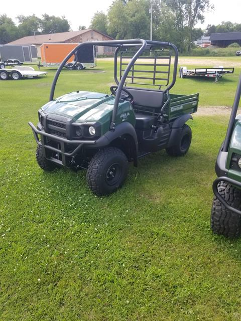 2020 Kawasaki Mule SX 4x4 FI in Hillsboro, Wisconsin - Photo 5