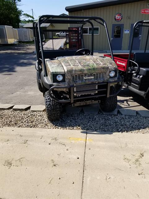 2020 Kawasaki Mule 4010 Trans4x4 Camo in Hillsboro, Wisconsin - Photo 2