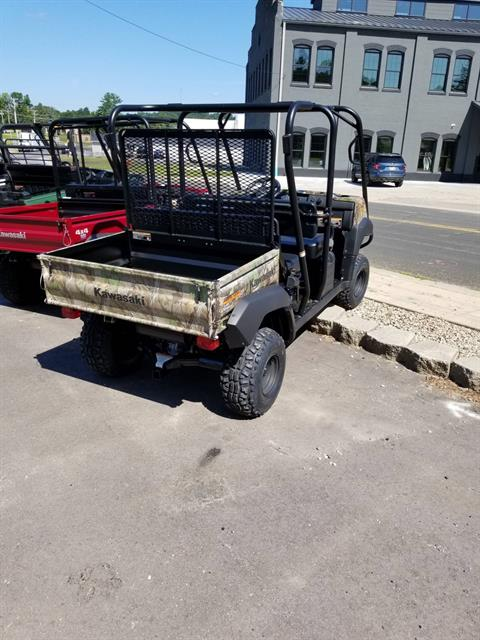 2020 Kawasaki Mule 4010 Trans4x4 Camo in Hillsboro, Wisconsin - Photo 6