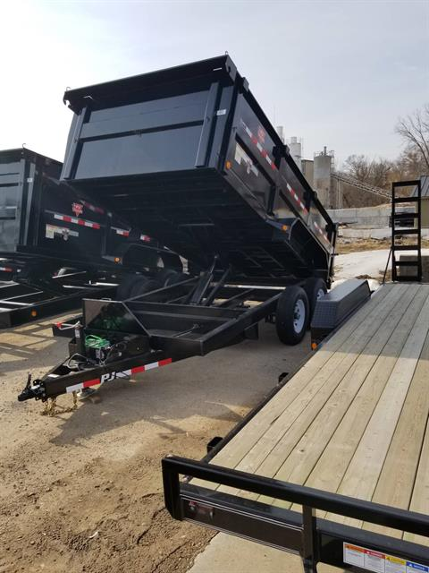 2019 PJ Trailers DHA1472BSSK in Hillsboro, Wisconsin - Photo 1