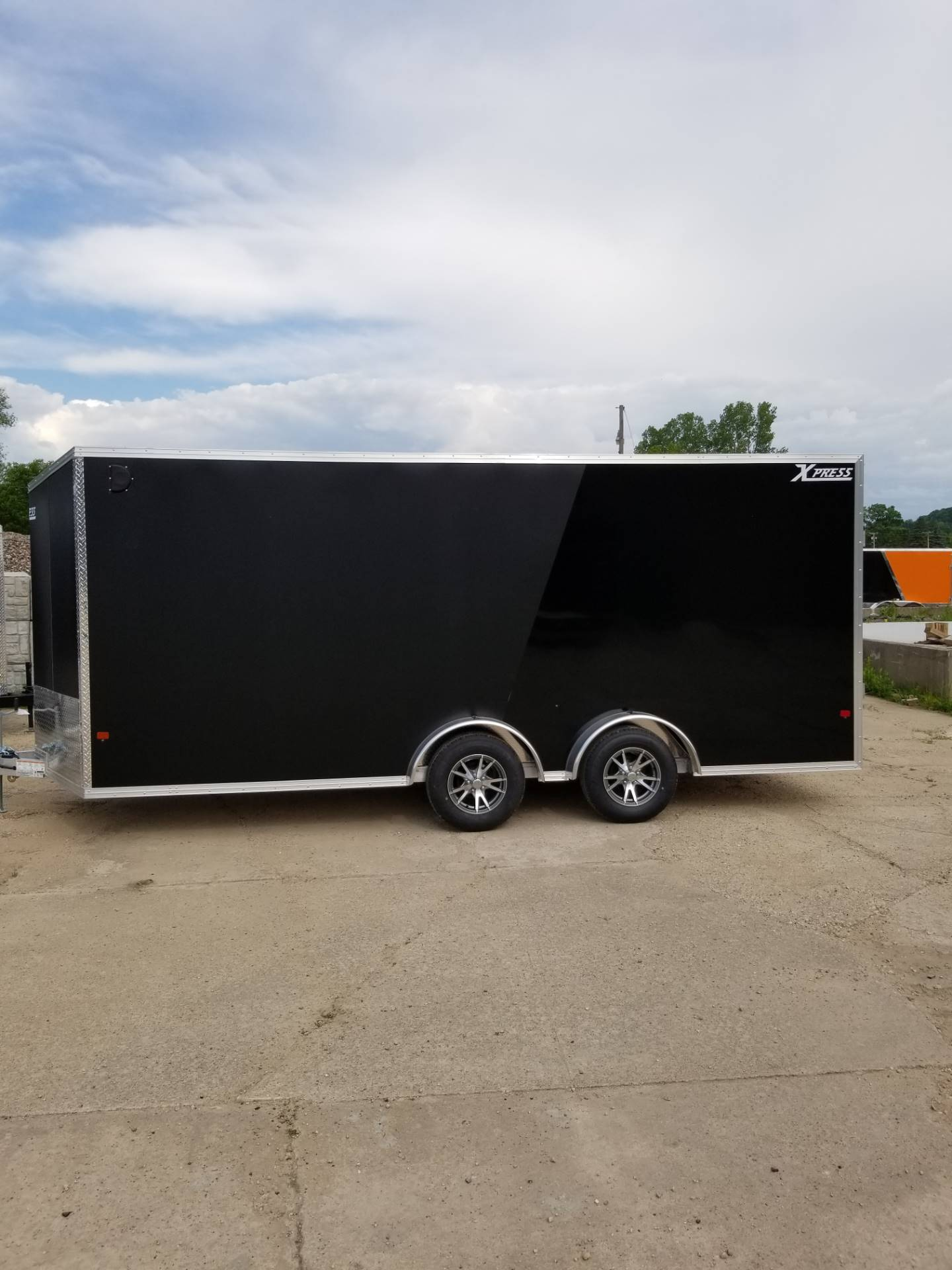 2019 ALCOM  xpress 7.5 x 18 in Hillsboro, Wisconsin - Photo 1