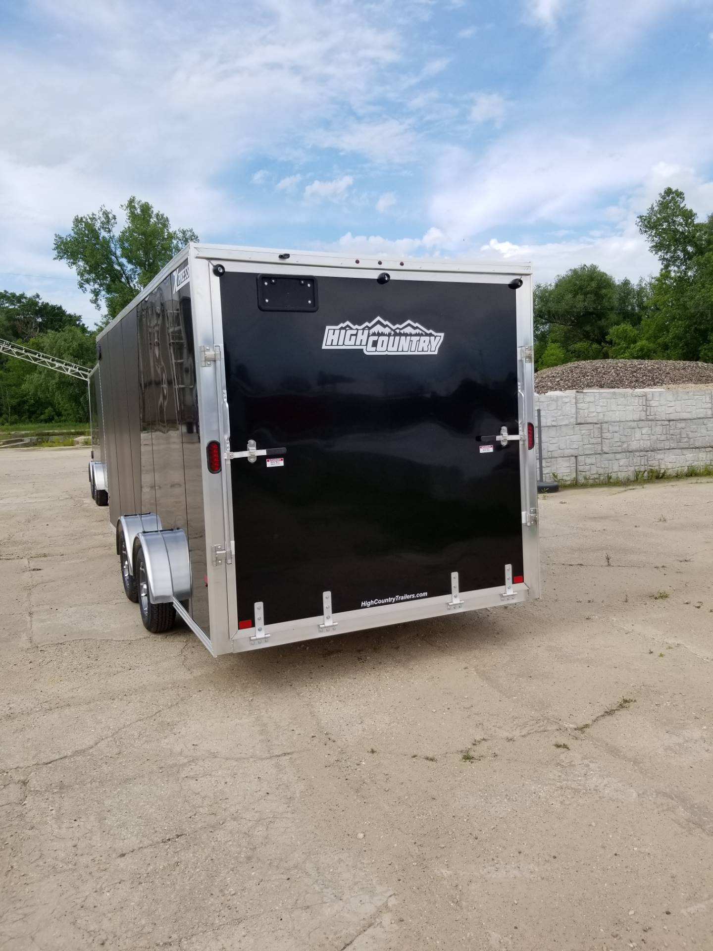 2019 ALCOM  xpress 7.5 x 18 in Hillsboro, Wisconsin - Photo 3