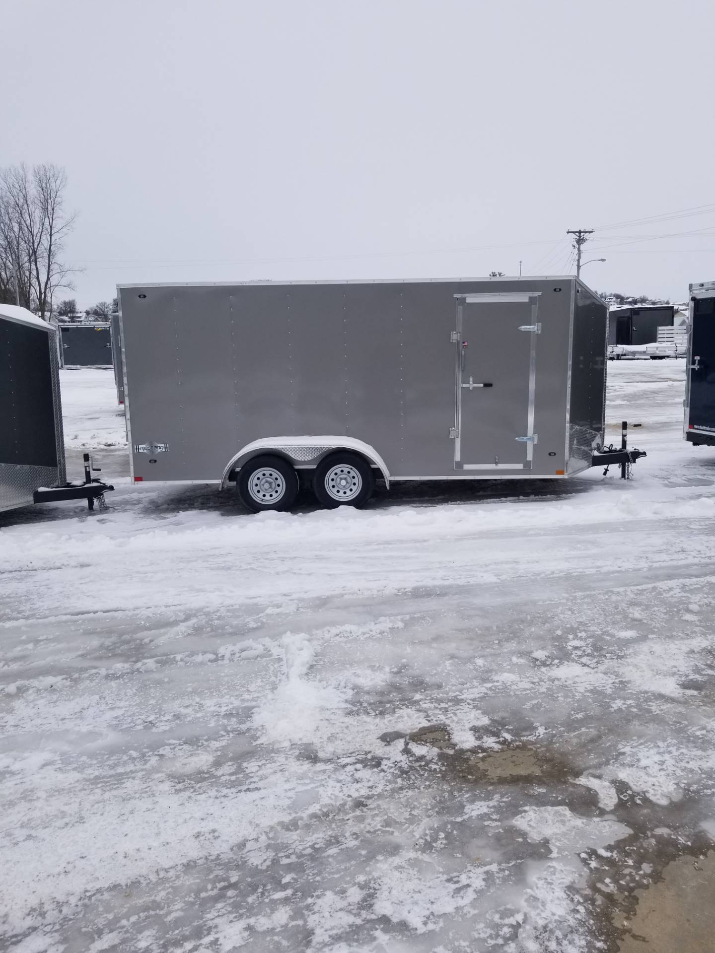 "2019 Stealth Trailers MUSTANG SE 7'L X 16' W X 78""H in Hillsboro, Wisconsin - Photo 1"