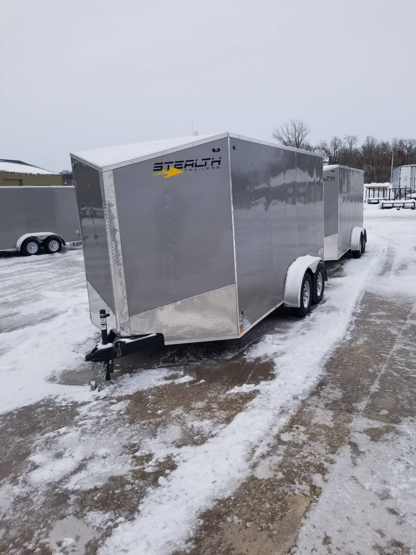 "2019 Stealth Trailers MUSTANG SE 7'L X 16' W X 78""H in Hillsboro, Wisconsin - Photo 2"