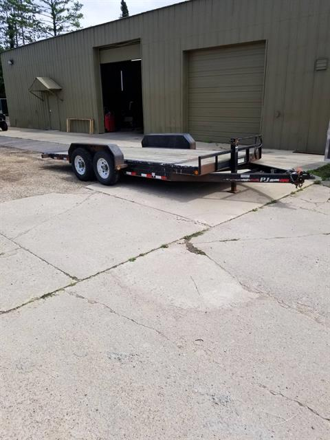 2019 PJ Trailers U721031DSGK in Hillsboro, Wisconsin - Photo 1
