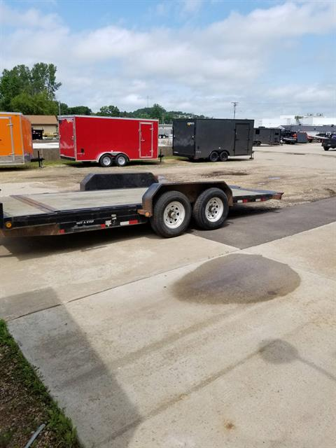 2019 PJ Trailers U721031DSGK in Hillsboro, Wisconsin - Photo 3