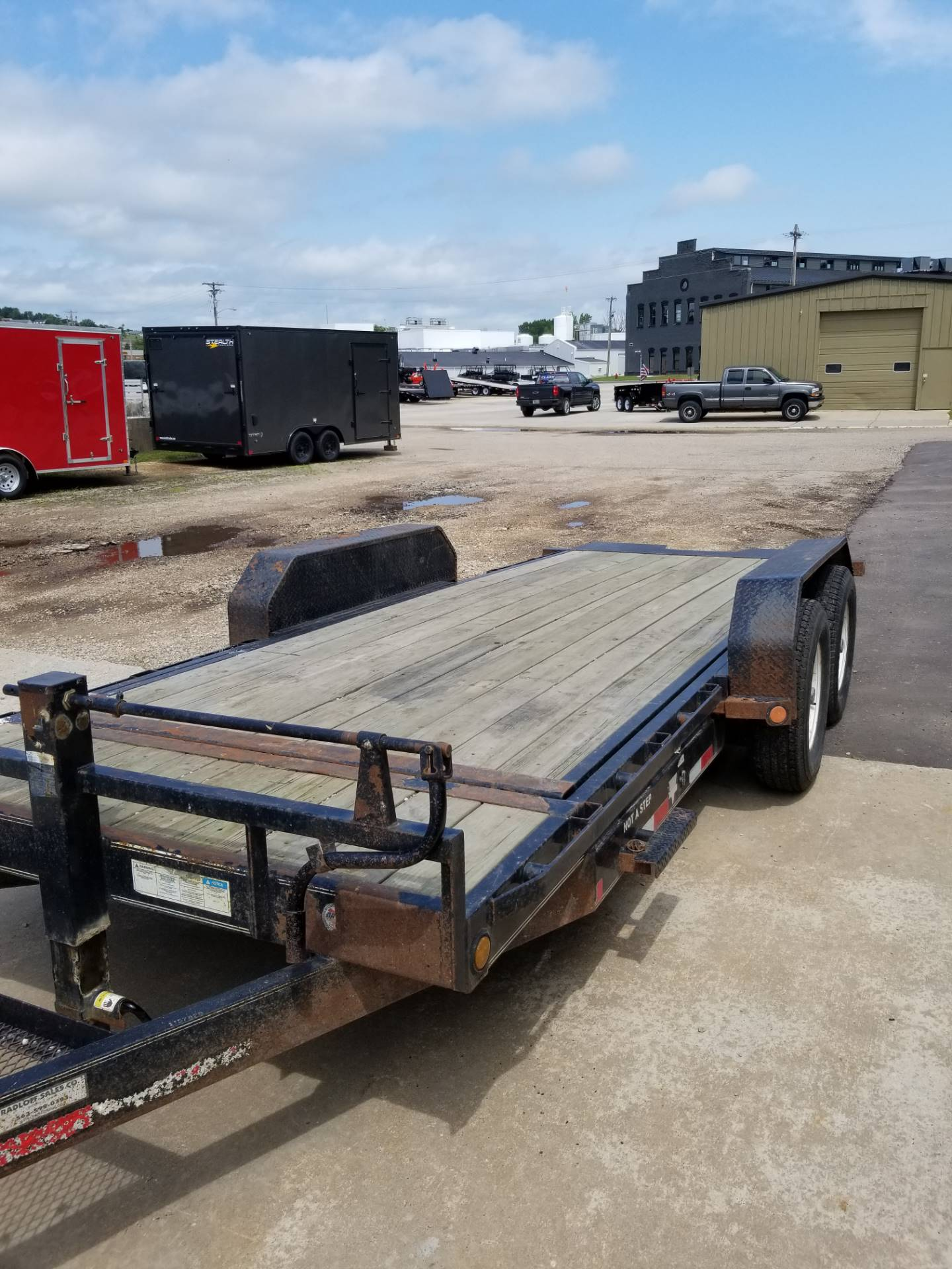 2019 PJ Trailers U721031DSGK in Hillsboro, Wisconsin - Photo 6