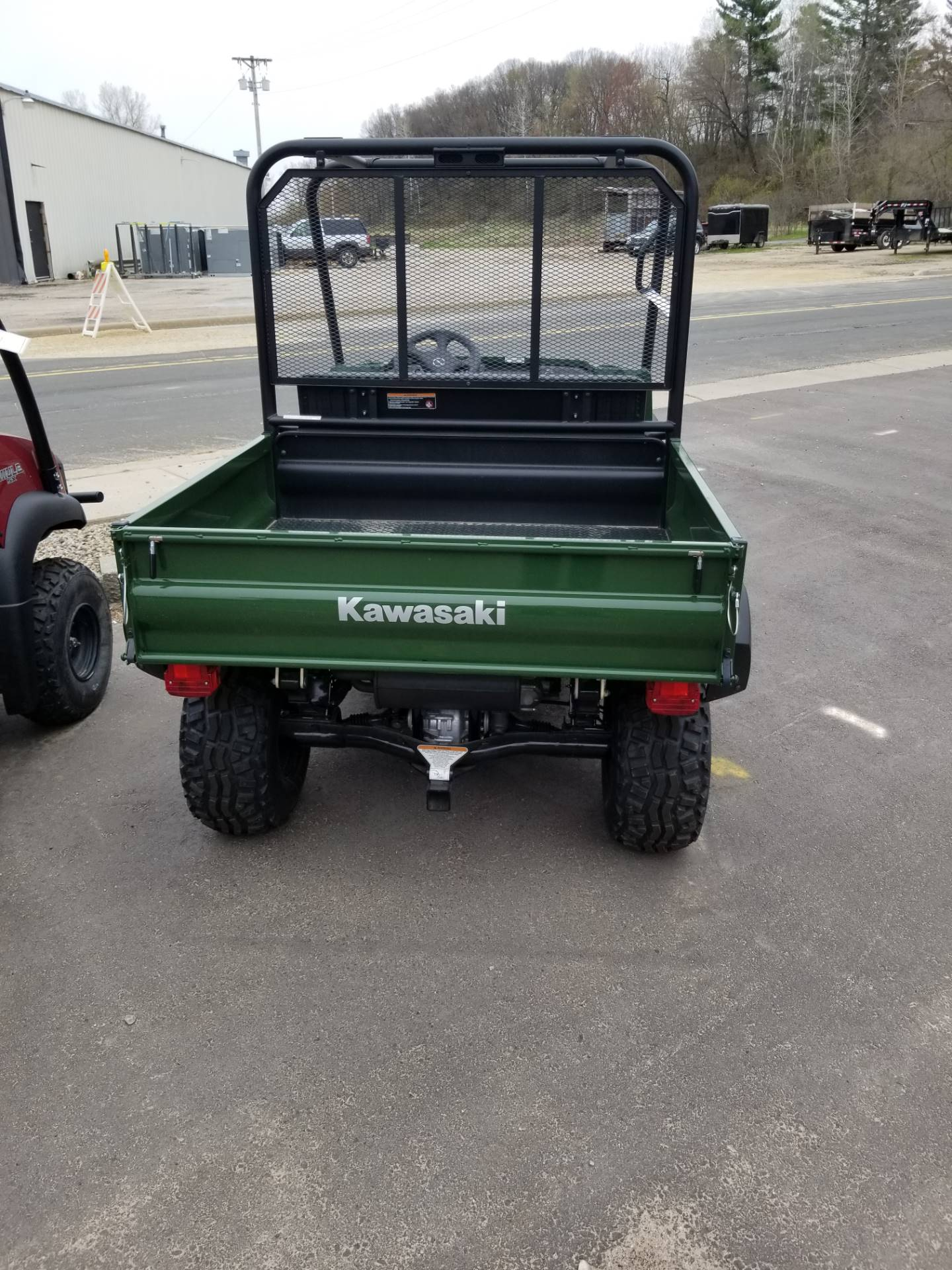 2019 Kawasaki Mule 4010 4x4 in Hillsboro, Wisconsin - Photo 3