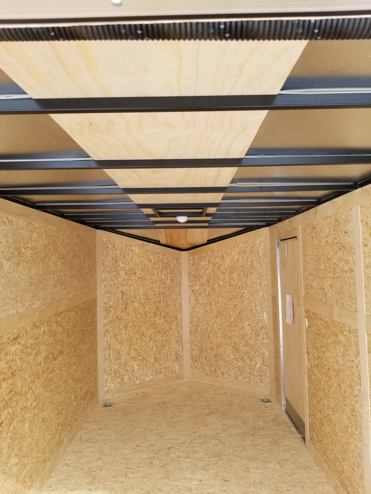"2019 Stealth Trailers MUSTANG SE  7 x 14 x 78"" in Hillsboro, Wisconsin - Photo 3"