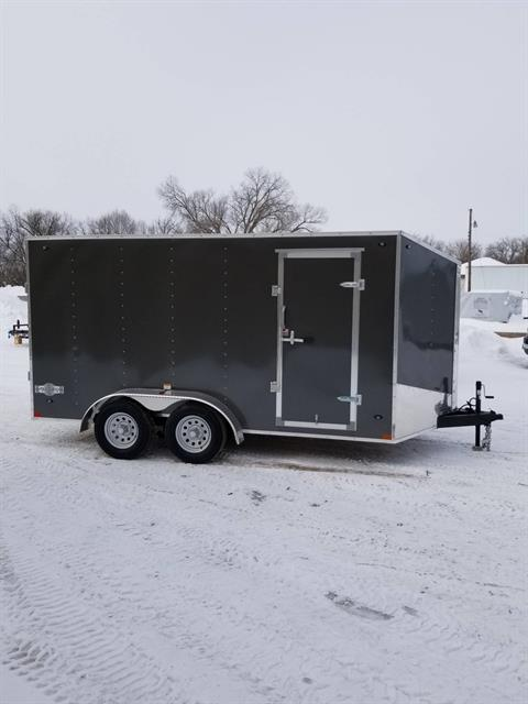 "2019 Stealth Trailers MUSTANG SE  7 x 14 x 78"" in Hillsboro, Wisconsin - Photo 13"
