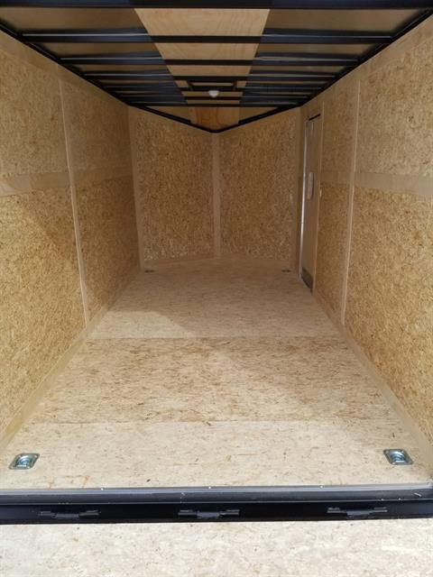 "2019 Stealth Trailers MUSTANG SE  7 x 14 x 78"" in Hillsboro, Wisconsin - Photo 4"