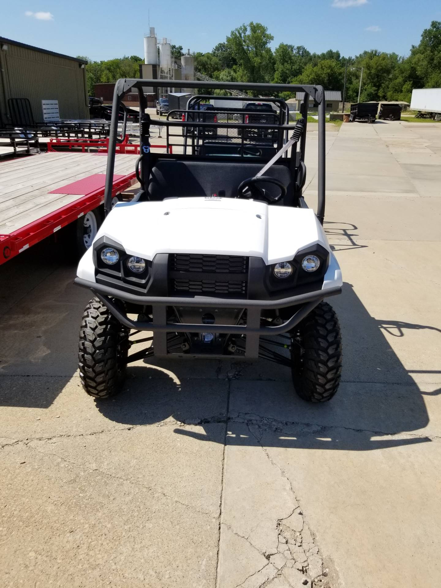 2019 Kawasaki Mule PRO-MX EPS in Hillsboro, Wisconsin - Photo 5