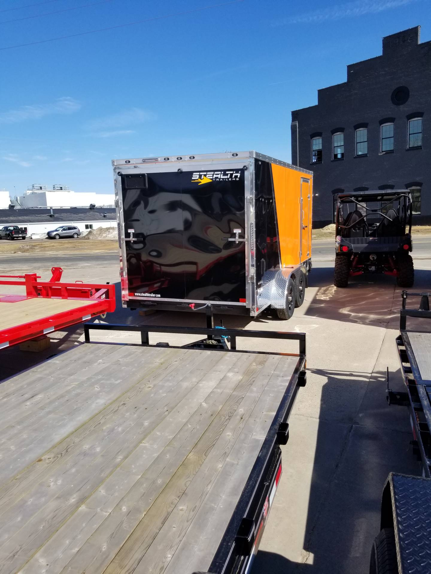 2020 Stealth Trailers TITAN in Hillsboro, Wisconsin - Photo 10