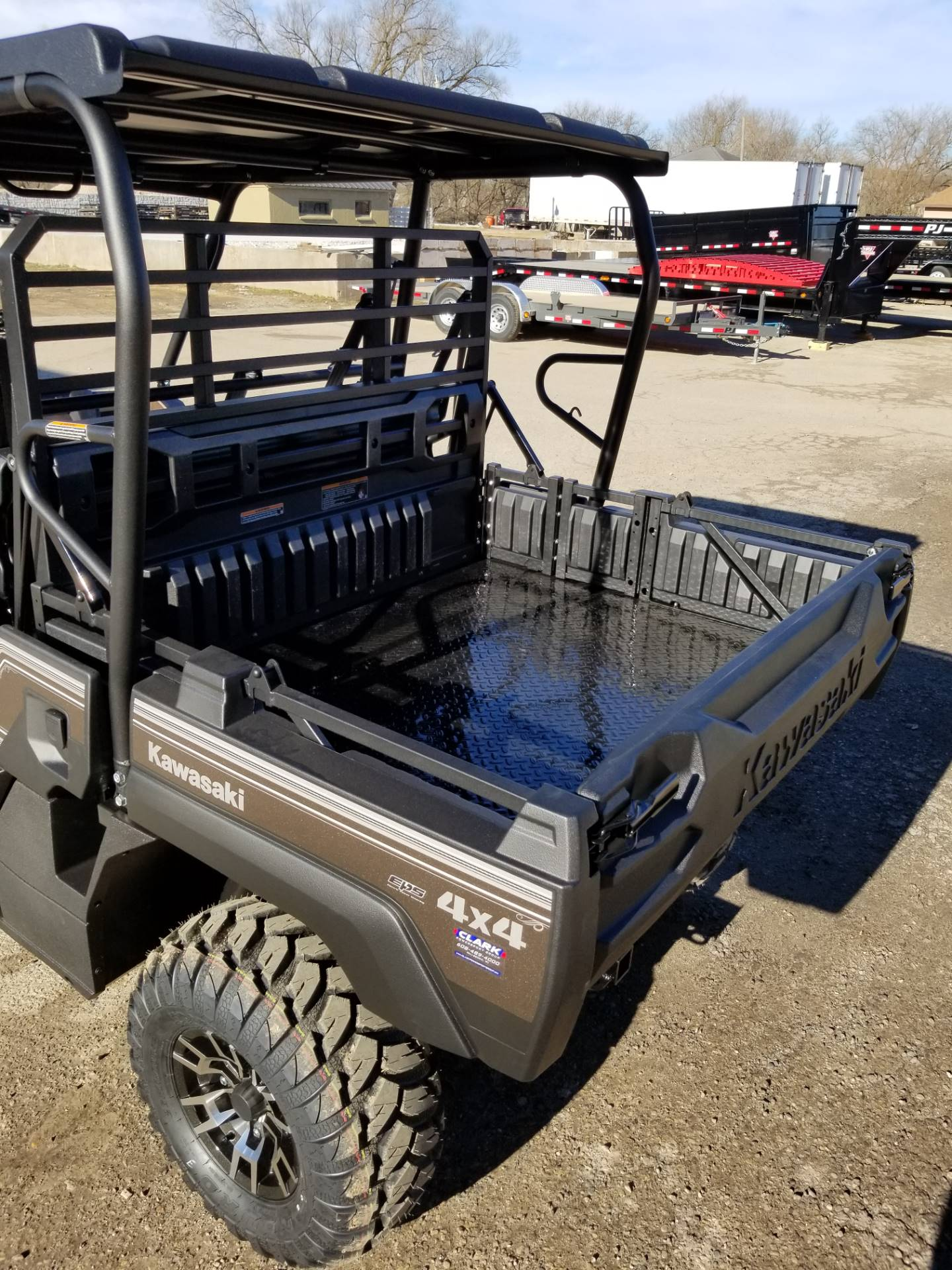 2019 Kawasaki Mule PRO-FXT Ranch Edition 10