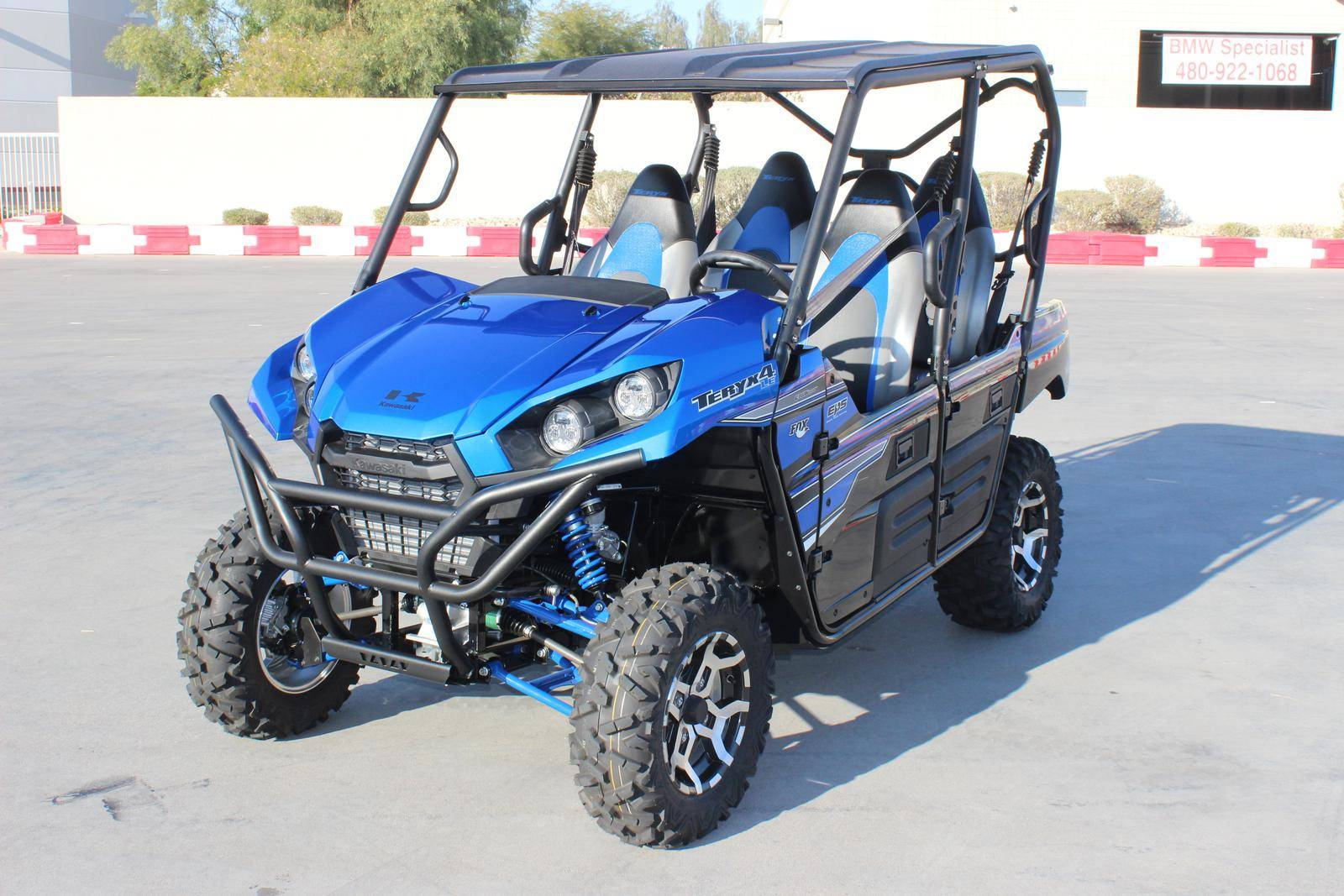 2018 Kawasaki Teryx4 LE for sale 9107