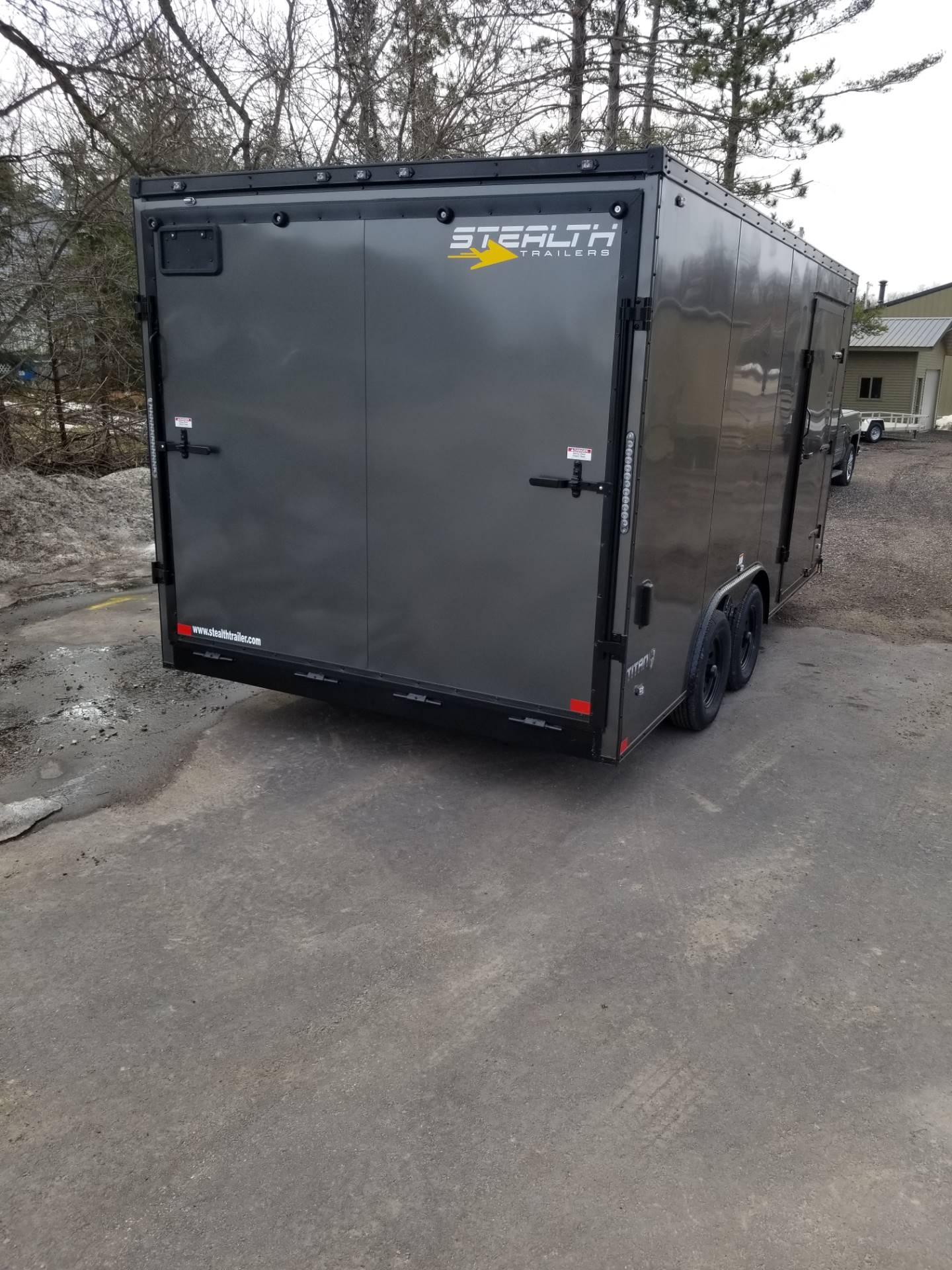 2020 Stealth Trailers TITAN in Hillsboro, Wisconsin - Photo 3