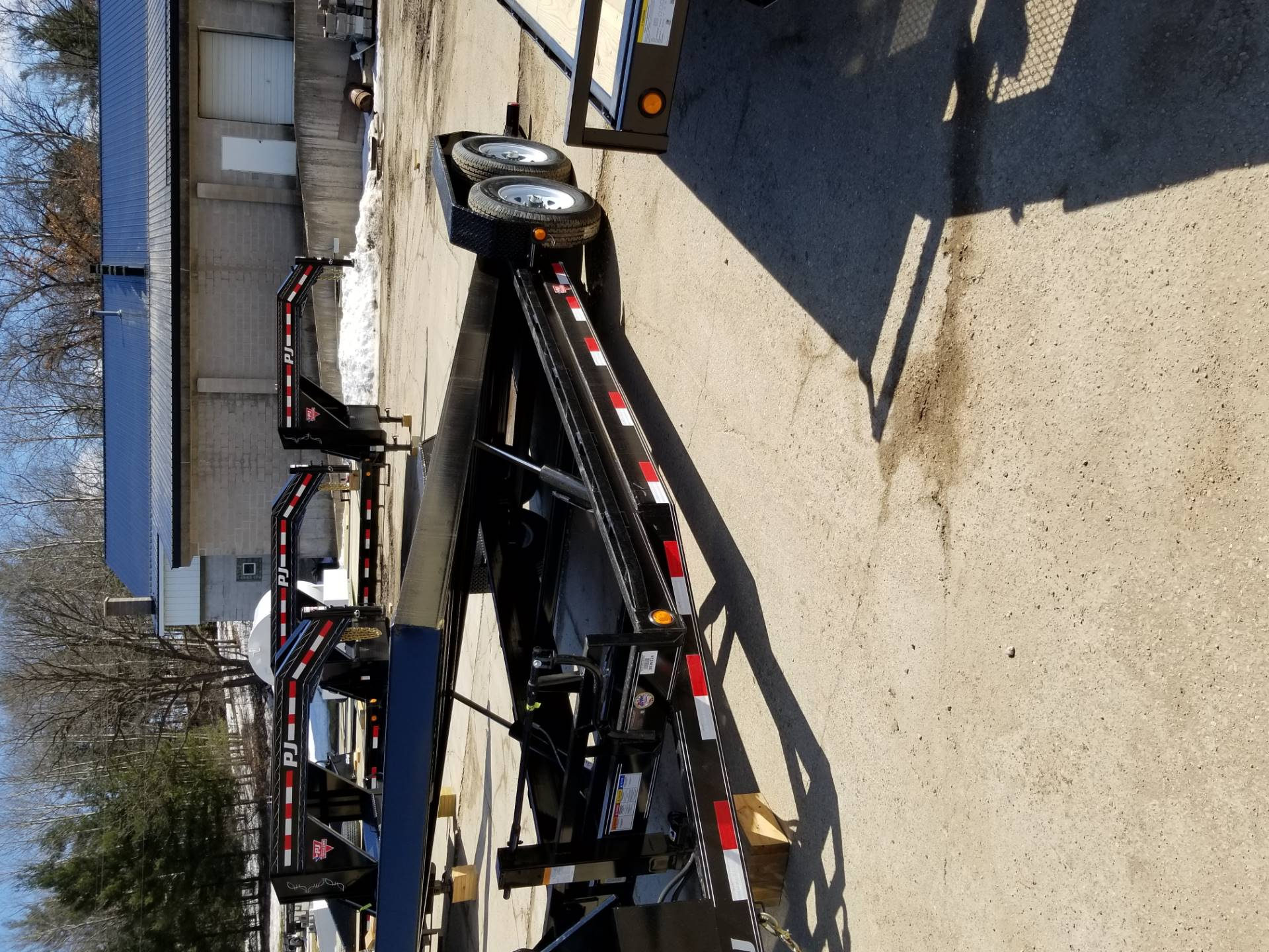 2019 PJ Trailers CARHAULER/EQUIP TILT TRAILER in Hillsboro, Wisconsin - Photo 10