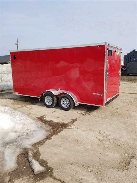 2020 Stealth Trailers TITAN in Hillsboro, Wisconsin - Photo 1