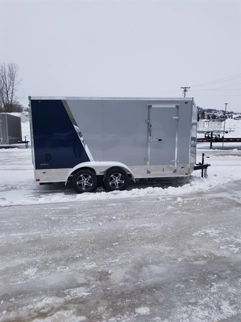 "2019 Stealth Trailers TITAN 7'W X 14'L X 78"" H in Hillsboro, Wisconsin - Photo 1"