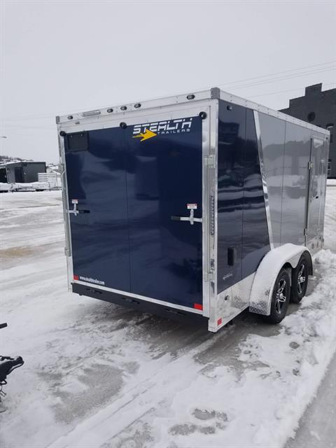 "2019 Stealth Trailers TITAN 7'W X 14'L X 78"" H in Hillsboro, Wisconsin - Photo 5"