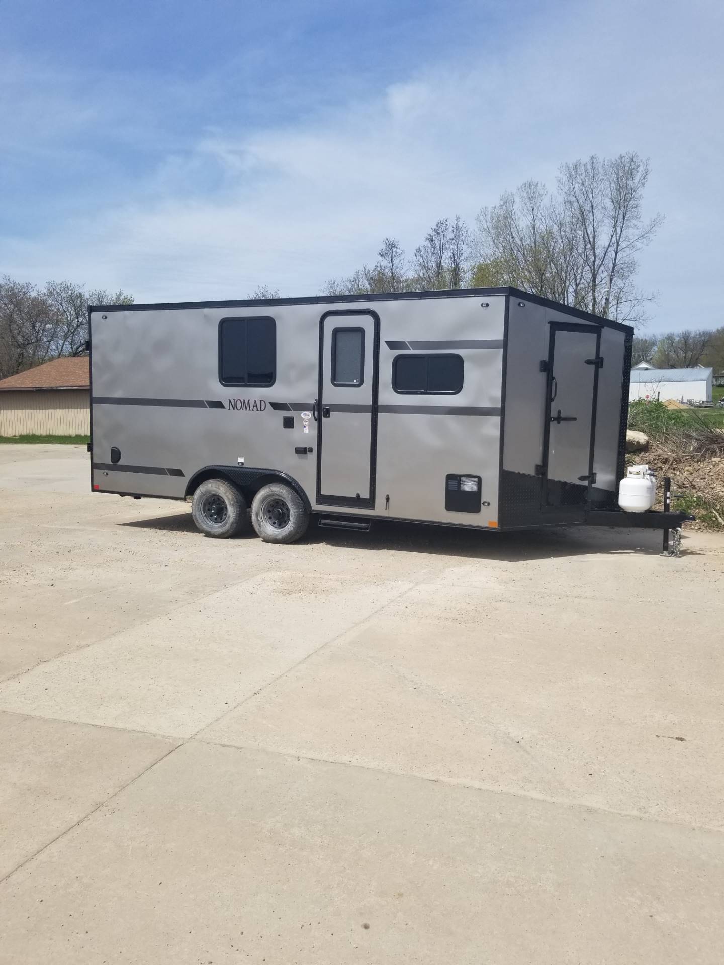 2019 Stealth Trailers NOMAD in Hillsboro, Wisconsin - Photo 1