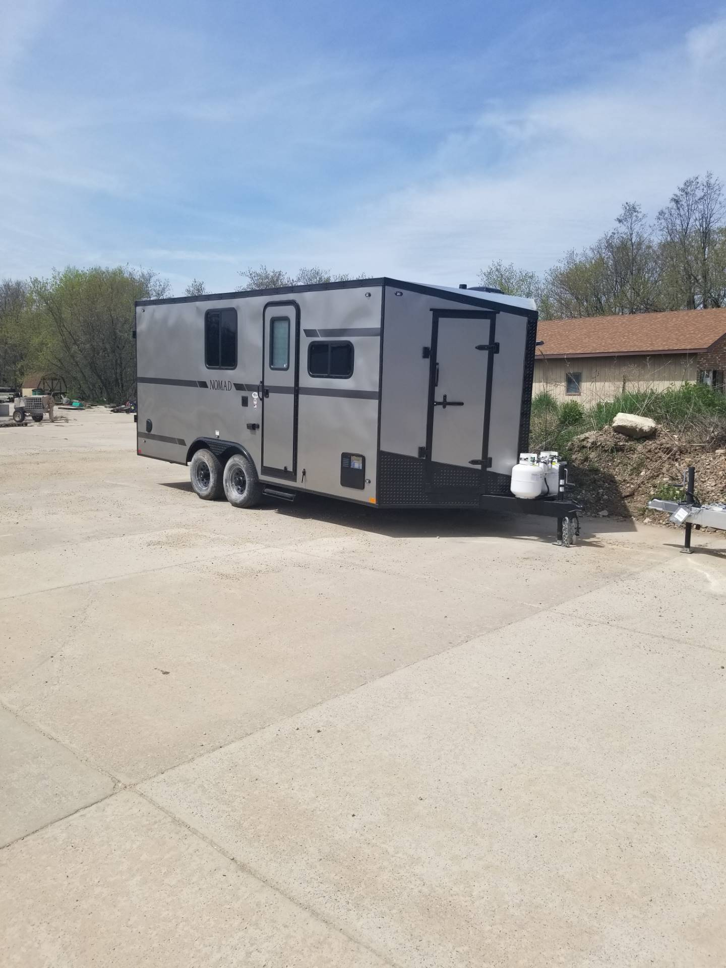 2019 Stealth Trailers NOMAD in Hillsboro, Wisconsin - Photo 2