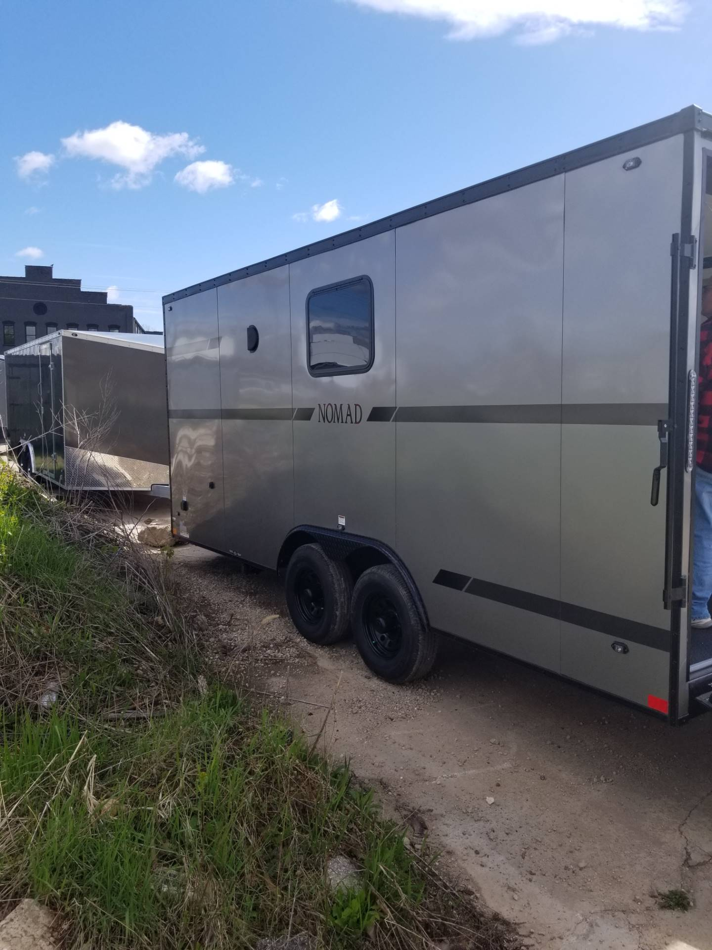 2019 Stealth Trailers NOMAD in Hillsboro, Wisconsin - Photo 13