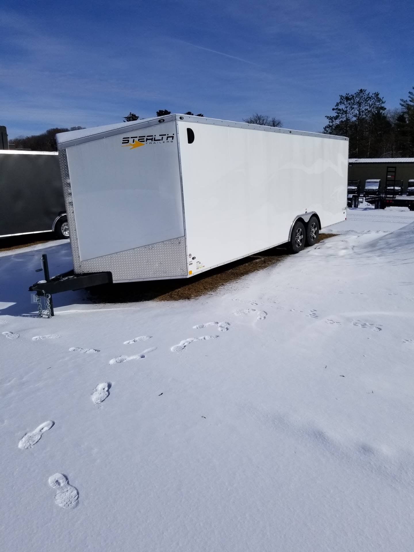 2019 Stealth Trailers S19TT8524TA2 in Hillsboro, Wisconsin - Photo 1