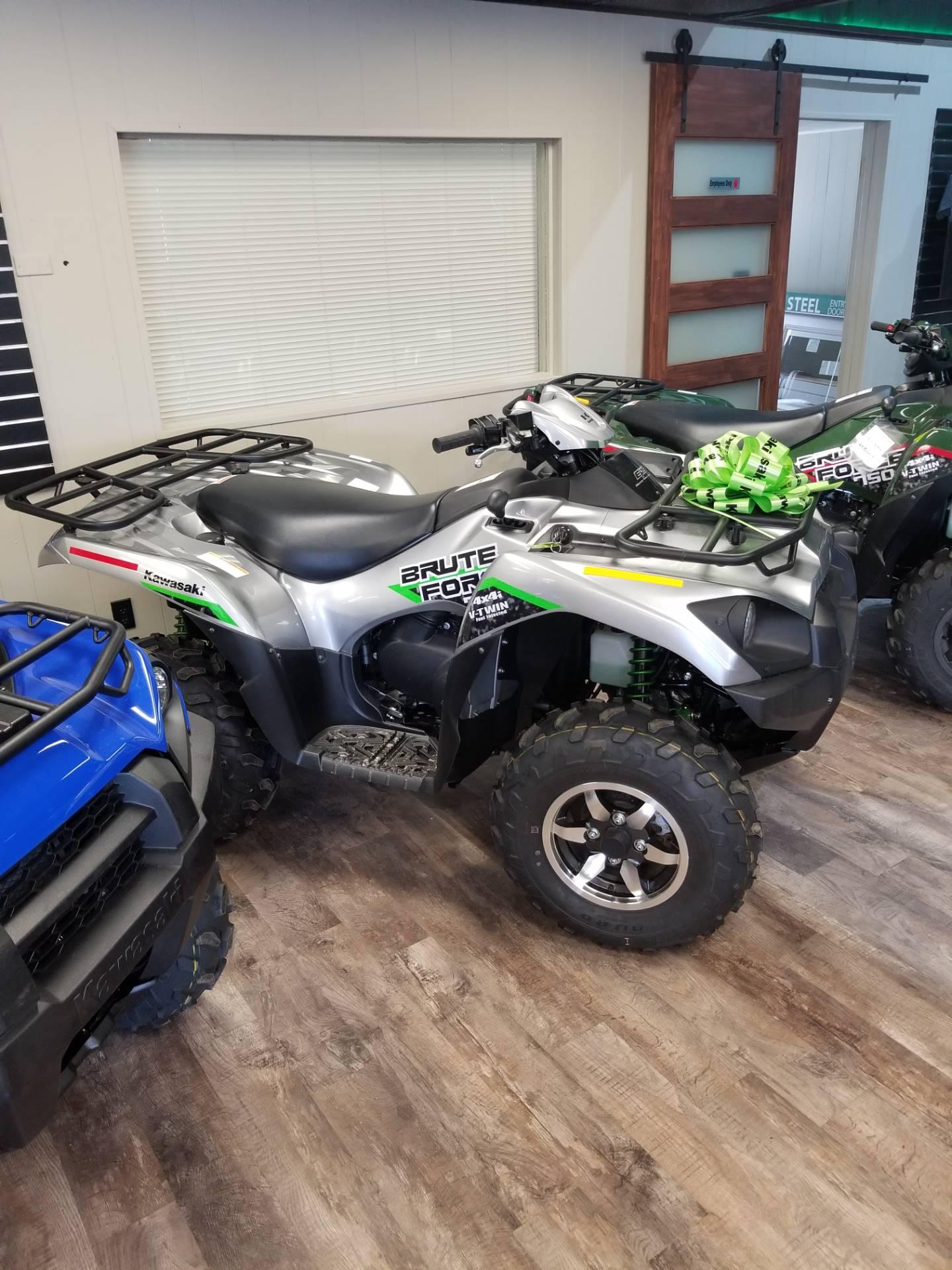 2019 Kawasaki Brute Force 750 4x4i EPS for sale 30305