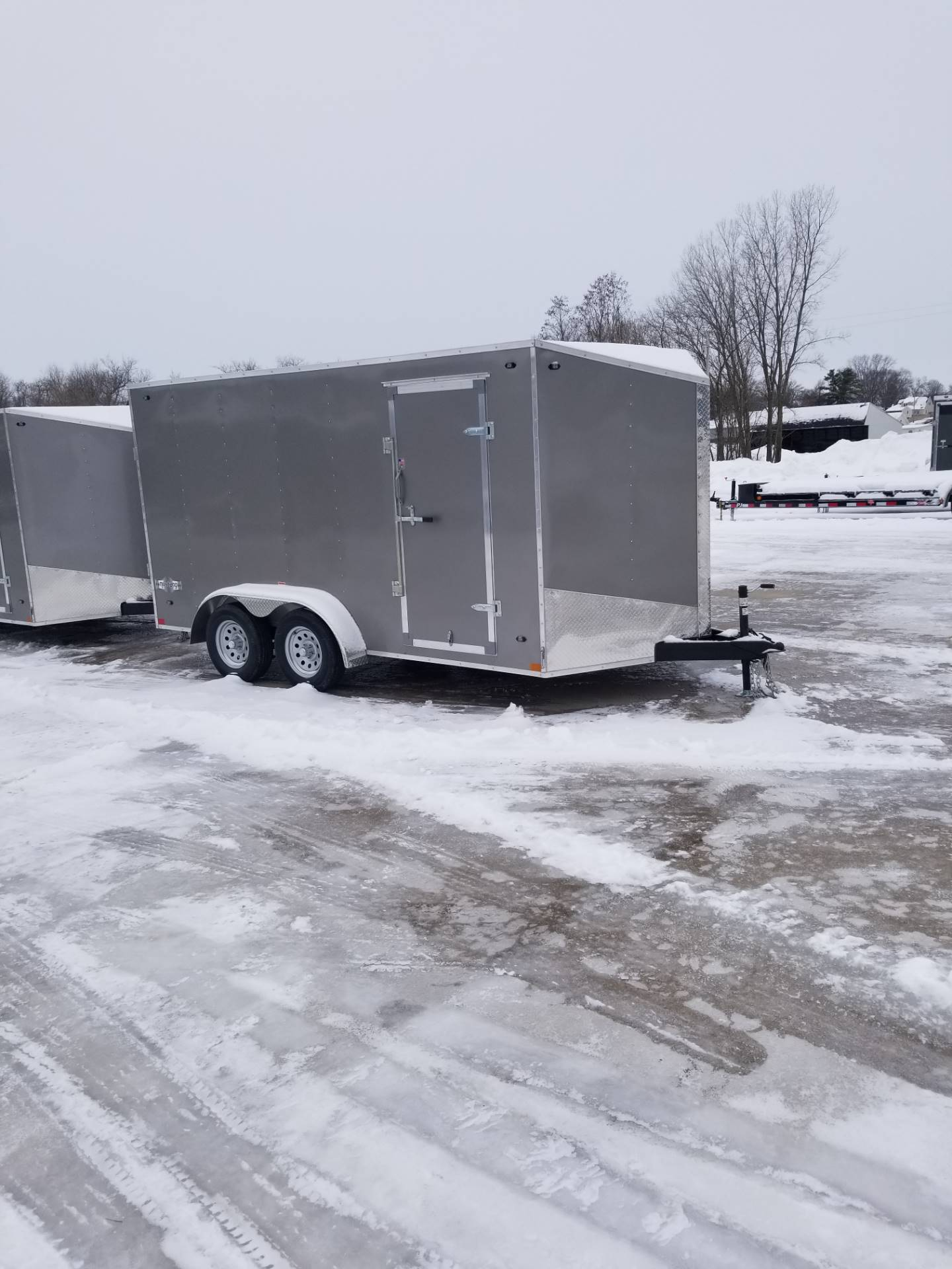 "2019 Stealth Trailers MUSTANG SE 7' W X 16'L X 72"" H in Hillsboro, Wisconsin - Photo 1"
