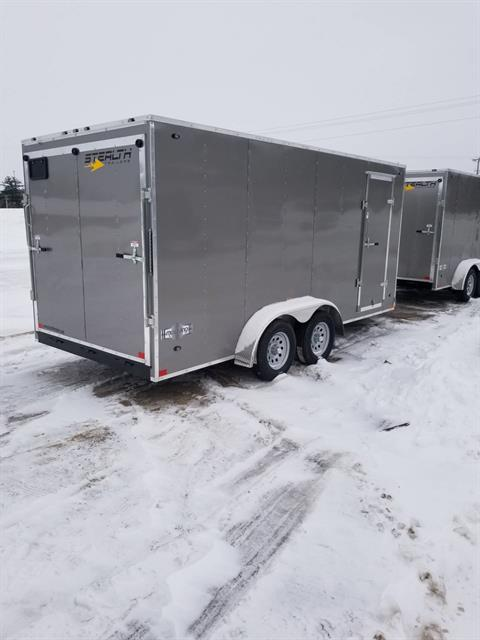 "2019 Stealth Trailers MUSTANG SE 7' W X 16'L X 72"" H in Hillsboro, Wisconsin - Photo 2"