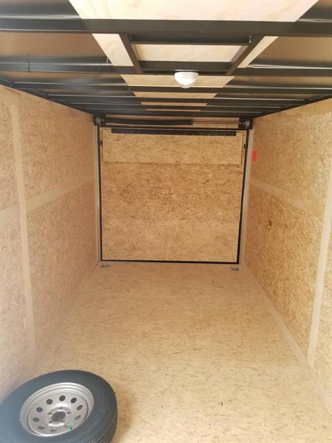 "2019 Stealth Trailers MUSTANG SE 7' W X 16'L X 72"" H in Hillsboro, Wisconsin - Photo 6"