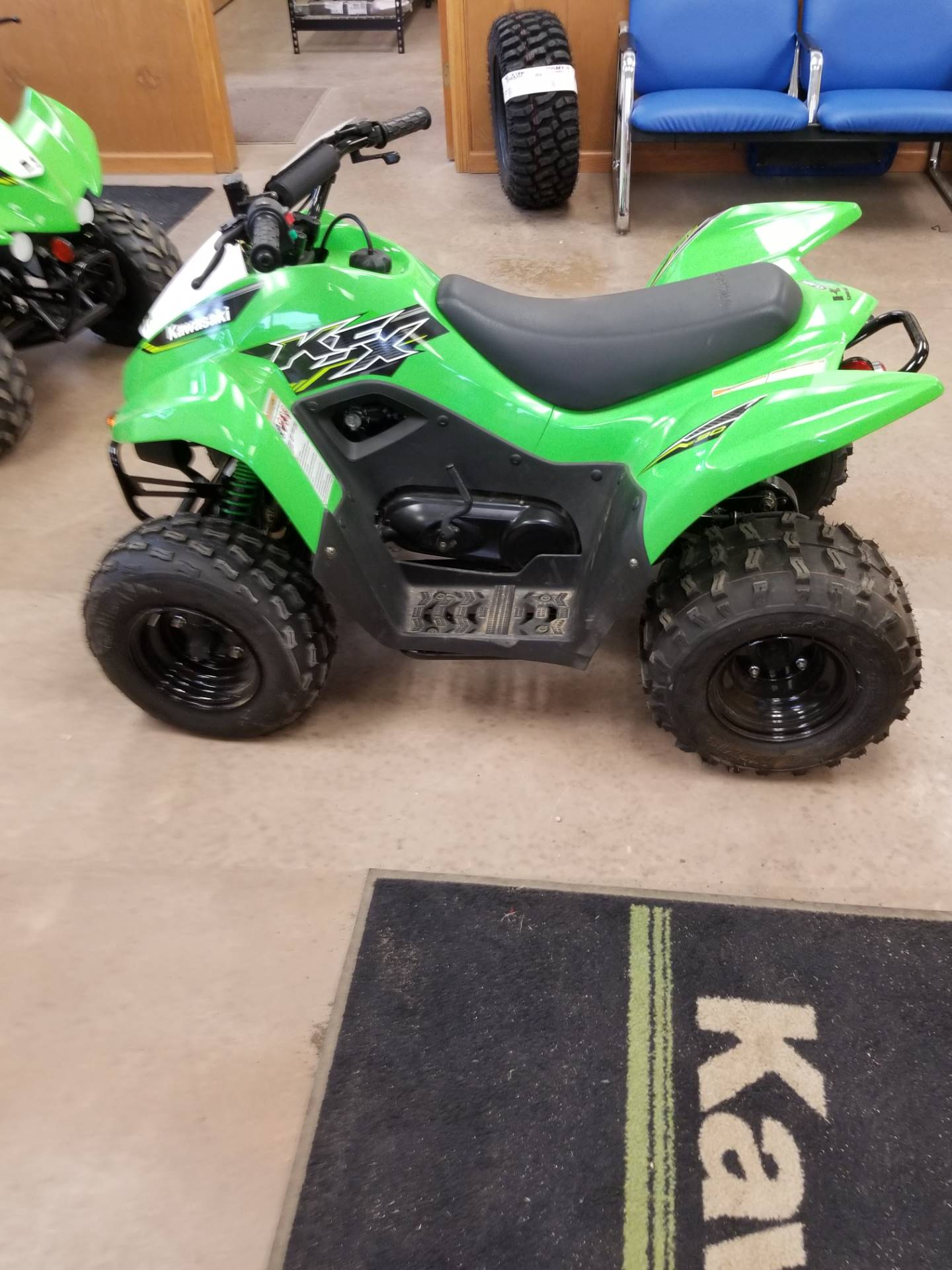 2019 Kawasaki KFX 90 in Hillsboro, Wisconsin - Photo 4