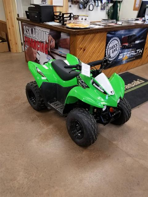 2019 Kawasaki KFX 90 in Hillsboro, Wisconsin - Photo 6
